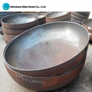 Carbon Steel Elliptical Dished Seal Head Ends