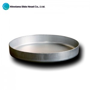 Carbon Steel Flat usisangqa Head