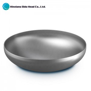 China Factory for 304 Stainless Steel Hemisphere -