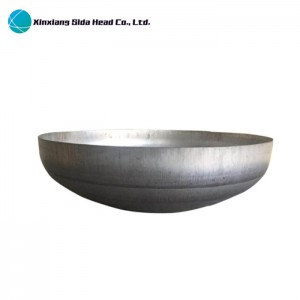Stainless Steel Half Sphere