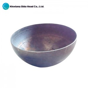 Carbon Steel Hemispherical Head