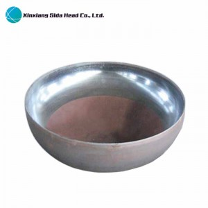 Wholesale Cold Pressed Carbon Steel Head For Boiler -