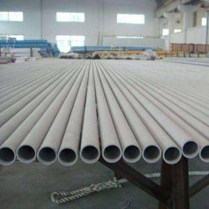 Factory Promotional China Asme A790 A789 Duplex Stainless Steel Pipe