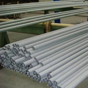 OEM/ODM Manufacturer 316l Stainless Steel Pipe -