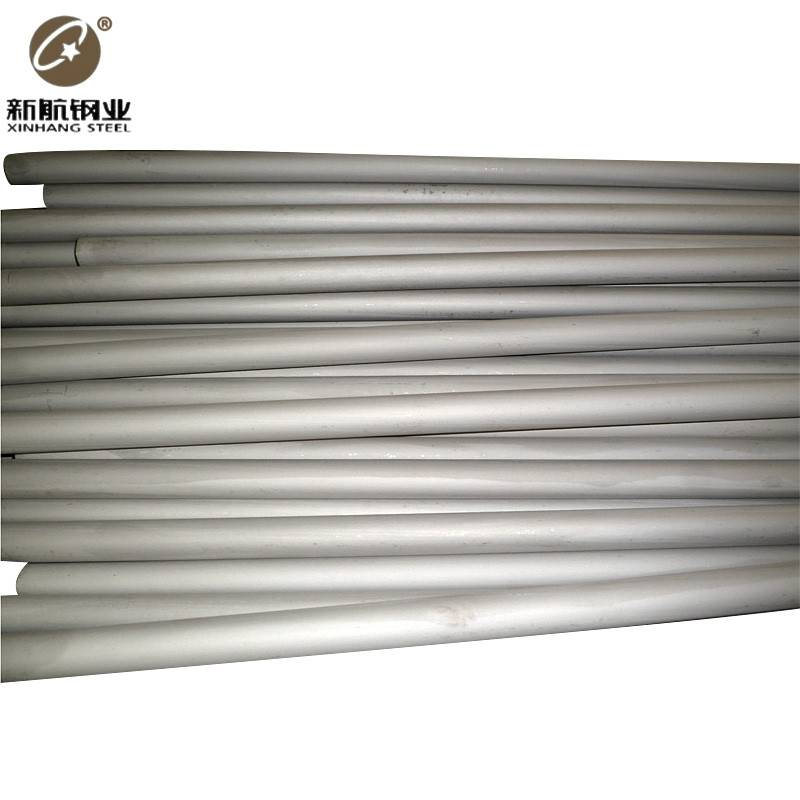 factory customized Large Diameter Stainless Steel Pipe -