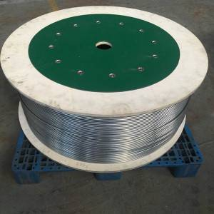 Stainless Steel Seamless Coil Tube