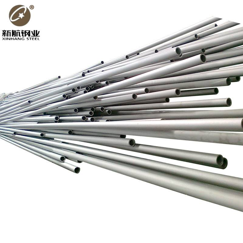 High Quality Seamless Fluid Steel Pipe -