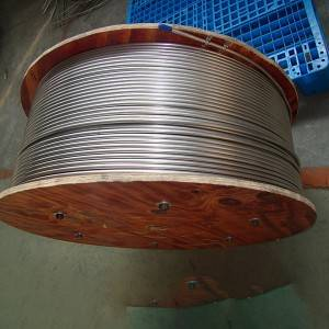 OEM Factory for Corrugated Stainless Steel Tube Coil For Heated Exchanger