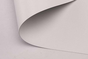 0.3mm din fibra de sticla Cortina Fabric