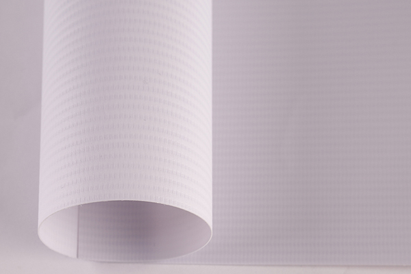 2017 Latest DesignPvc Polyester Coated Mesh Fabric -