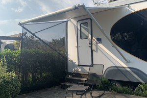 9′X7′ Side RV Awning Sun Shade