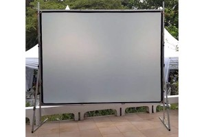 Rear/White Projection Film