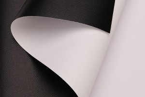 300D White Projection Fabric