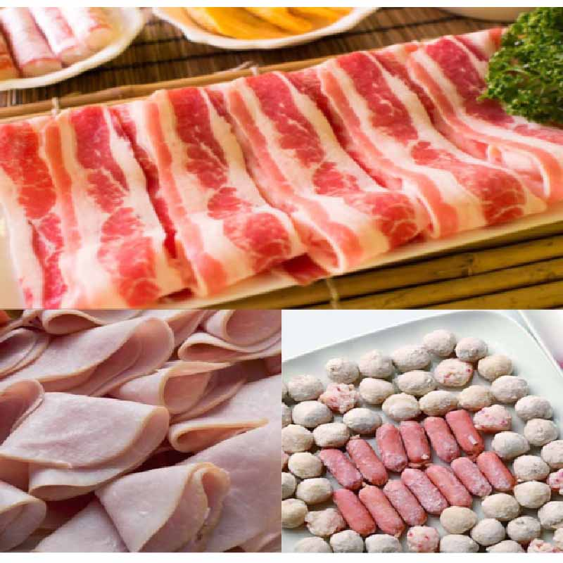 Wholesale Factory wholesale Isolated Soy Protein Sausage Meat
