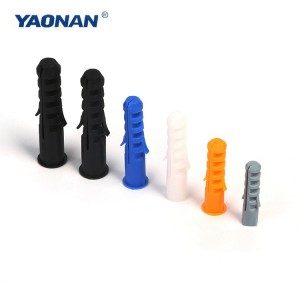 Plastic expansion tube