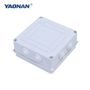 Waterproof Junction Box (With Stopper)