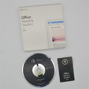 Authentic Microsoft Office 2019 Home and Student – Boxed Sealed – Windows PC – Retail – NEW