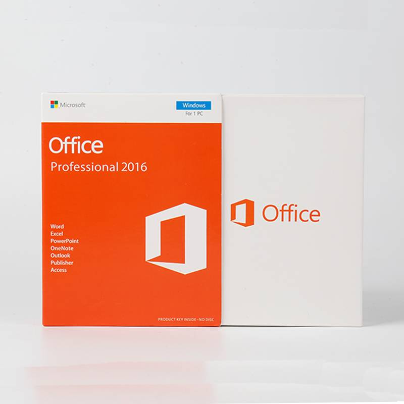 2019 China New Design Windows Key Codes - Office 2016 Pro – Newtown detail pictures