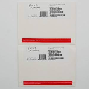 Windows Server 2019 Server Datacenter 64BIT 16 Core DVD and License