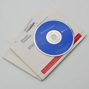 MS Windows Server 2019 Standard 64Bit OEM DVD  English Original