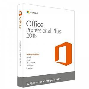 New Fashion Design for Original Microsoft Office 2016 Pro Plus One Year Warranty Retail Key With Dvd