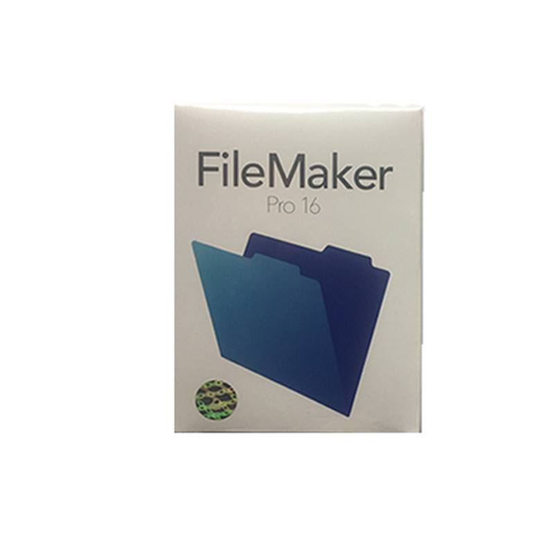 Good Wholesale Vendors Microsoft Office 2019 - FileMaker Pro 16 – Newtown