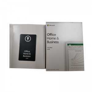 Global Version Office 2019 H&B FPP One Key for One PC/MAC Home and Business
