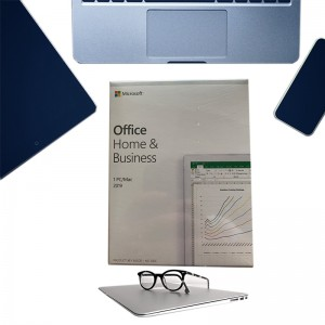 Fast Delivery Microsoft Office 2019 FPP Home And Business 100% Original