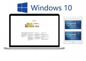 Fast Delivery Win 10 Pro OEM French Version Operating System Software 1703 System