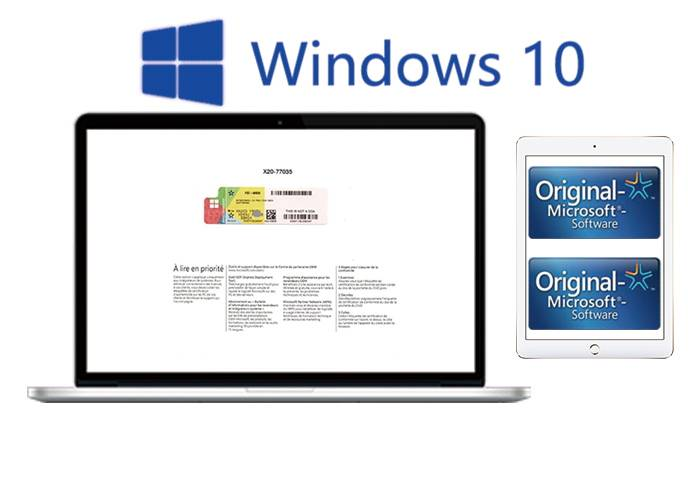 Fixed Competitive Price License Key For Windwos 7/8/10 -  Fast Delivery Win 10 Pro OEM French Version Operating System Software 1703 System – Newtown detail pictures