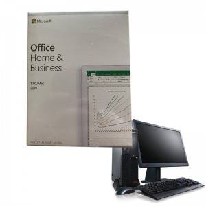 Microsoft Office home and business 2019 for mac,lifetime legal license