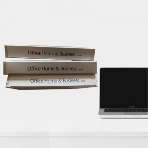 Microsoft Office Home and Business 2019 For MAC/PC OS Devices License