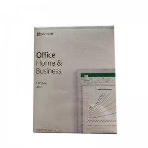 MS Office 2019 Home and Business Activation Online Product Key