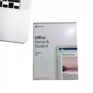 Microsoft Office 2019 Home and Student FPP Box Product Key ONLY Windows – No MAC