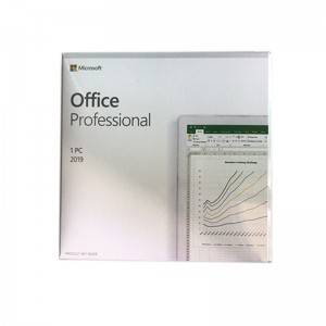 Microsoft Office 2019 Professional FPP 100% Original Online Activate Multi Language