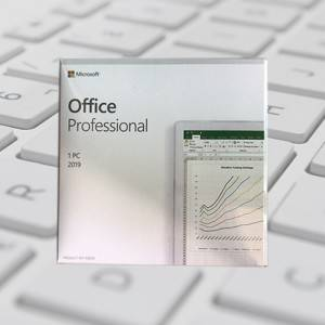 Office Professional 2019 Online activation Genuine Key Product Multilingual
