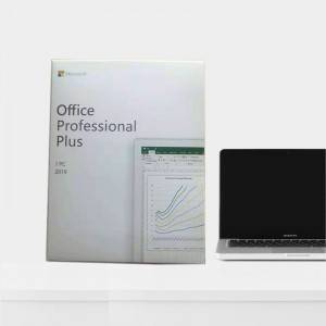Microsoft Office 2019 Professional Plus Genuine Lifetime License Multilanguage