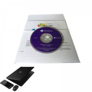 Win 10 pro OEM Original key French version 100% Online Activation