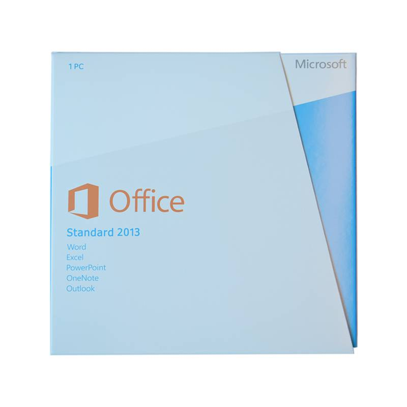 Factory made hot-sale 2016 New Product Computer Tower Case - Microsoft Office 2013 Standard  1User  Installation DVD and Key Card – Newtown