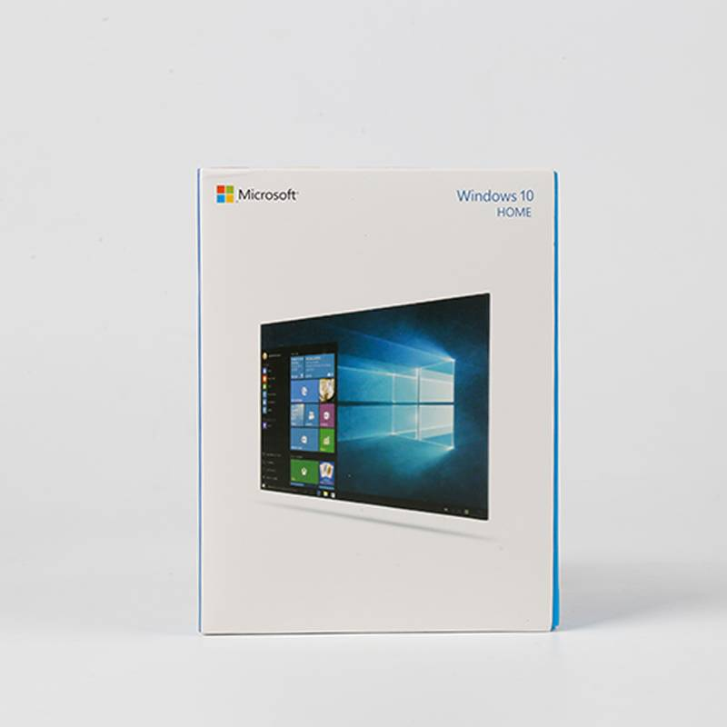factory Outlets for Windows 10 Or Windows 10 Pro - Microsoft Windows 10 Home Retail Version with FPP key – Newtown