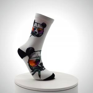 Custom sublimation printing socks for socks printing machine