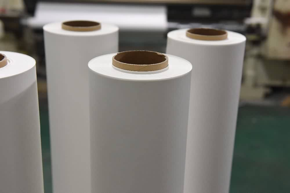 China Gold Supplier for 100g quick dyring 50gsm 80gsm 100gsm Super Fast Dry Sublimation Transfer Paper in Rolls for Birmingham Manufacturers