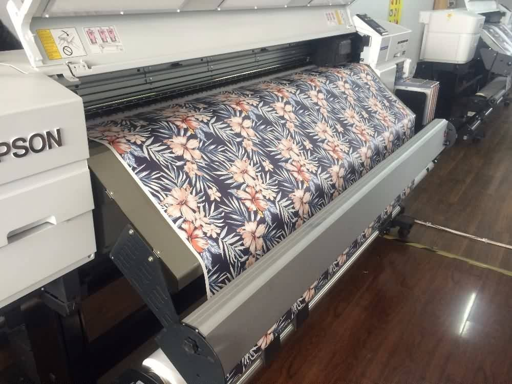 Lowest Price for 100gsm 1300mm(51inch) 100m/roll sticky sublimation transfer paper Supply to Luxemburg