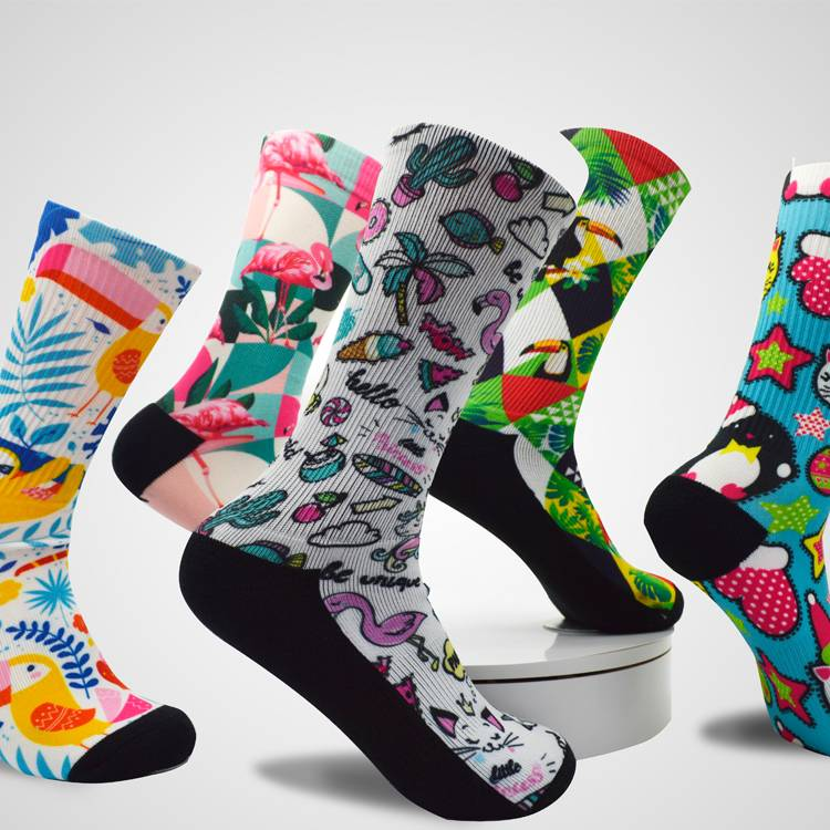 NEW!NEW!NNEW! PRINTING SOCKS