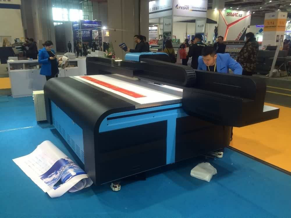 Wholesale Price 2.5 meters wide Hybrid printer machine for Lesotho Factories