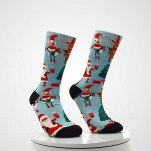 Wholesale Cartoon Print Socks From China, Socks For Cycling