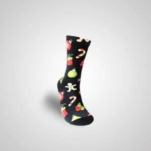 Basketball Teenagers Sublimated Sports Socks Custom Logo, Socks Factory In China