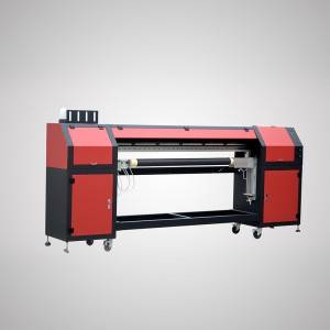 Hot selling rotary digital socks textile printing machine