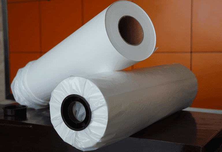 12 Years Manufacturer 58g 64inches anti curve high transfer rate sublimation heat transfer paper for Malaysia Factory
