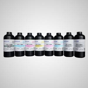 UV Curable Ink for UV Flatbed Printer